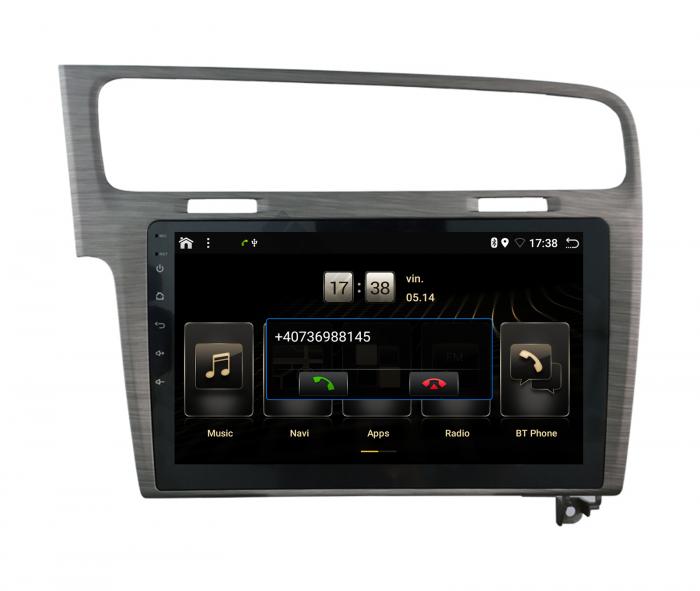 Navigatie Android 10 Volkswagen Golf 7 | AutoDrop.ro [6]