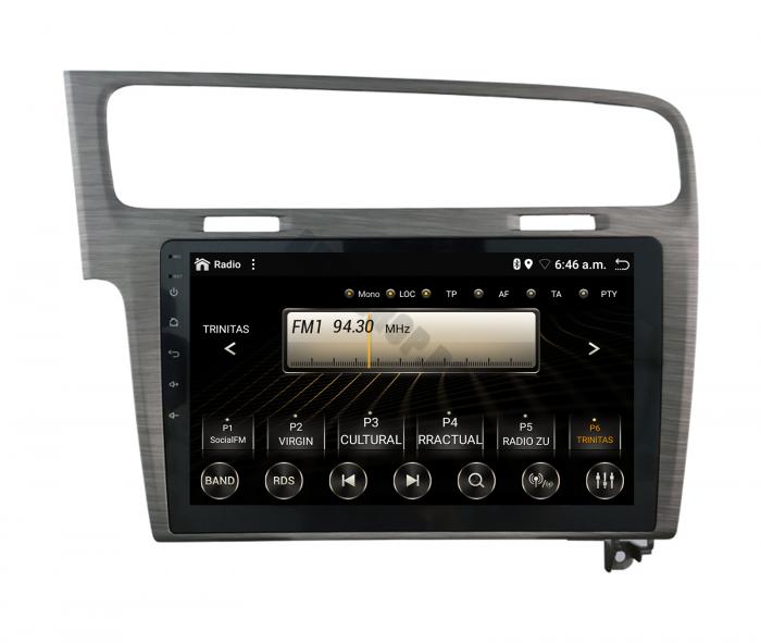 Navigatie Android 10 Volkswagen Golf 7 | AutoDrop.ro [3]