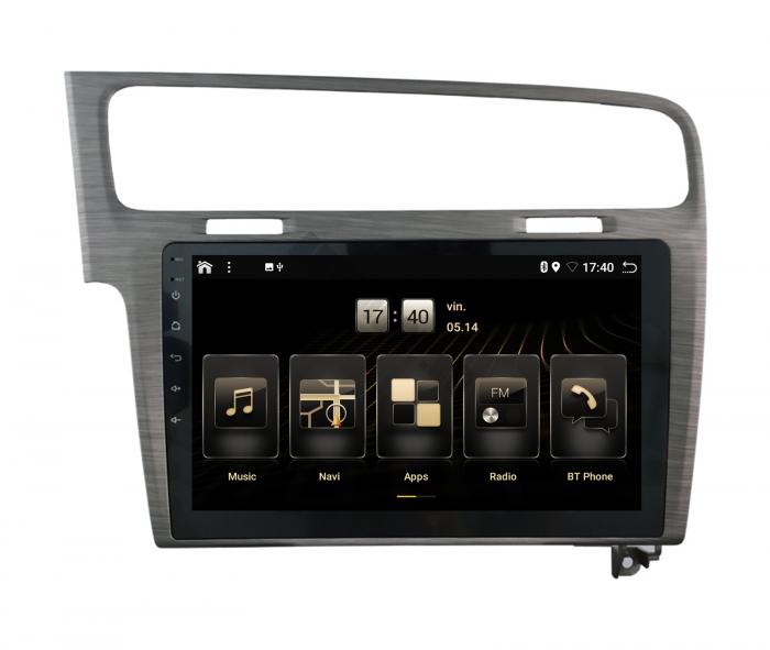 Navigatie Android 10 Volkswagen Golf 7 | AutoDrop.ro [2]