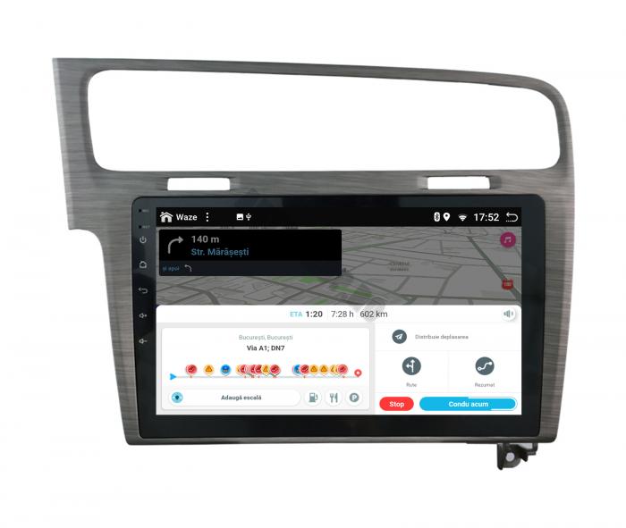 Navigatie Android 10 Volkswagen Golf 7 | AutoDrop.ro [13]