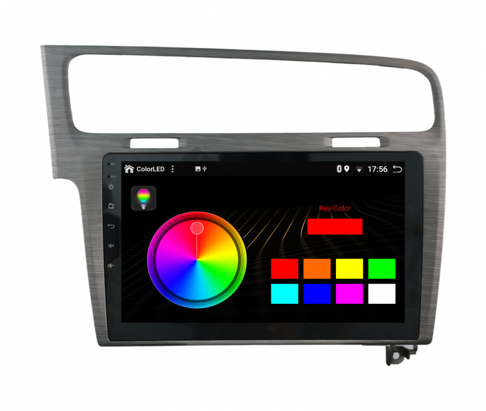 Navigatie Android 10 Volkswagen Golf 7 | AutoDrop.ro [14]