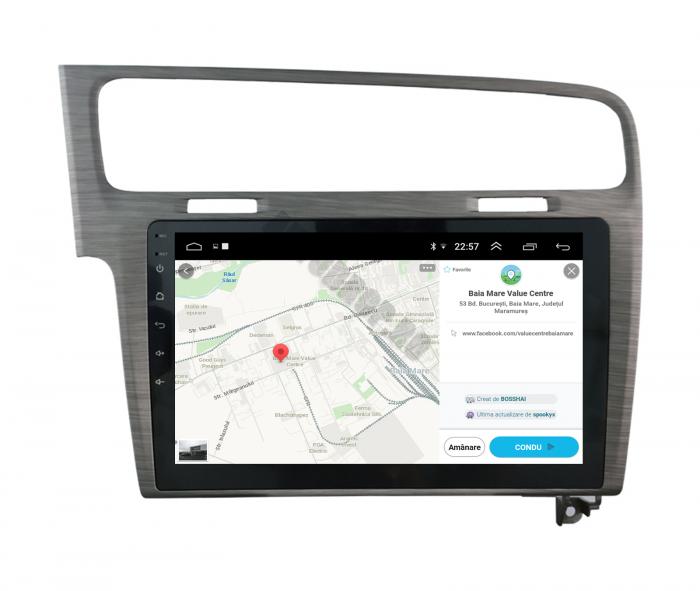 Navigatie Android 10 Volkswagen Golf 7 | AutoDrop.ro [12]
