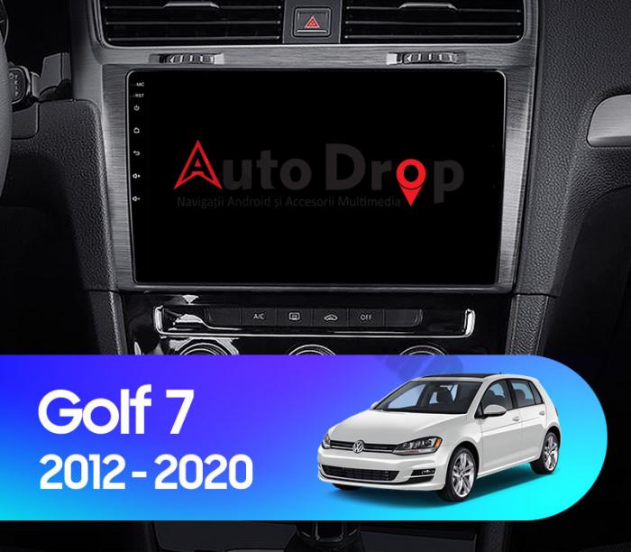 Navigatie Android 10 Volkswagen Golf 7 | AutoDrop.ro [18]
