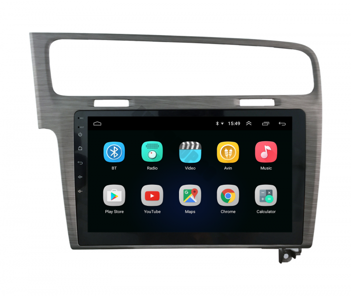 Navigatie Android VW Golf 7 Android   AutoDrop.ro [3]