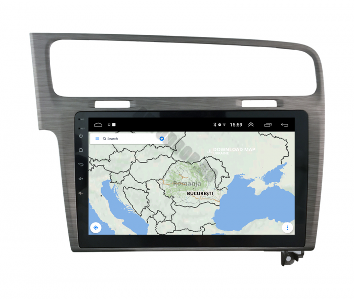 Navigatie Android VW Golf 7 Android   AutoDrop.ro [8]