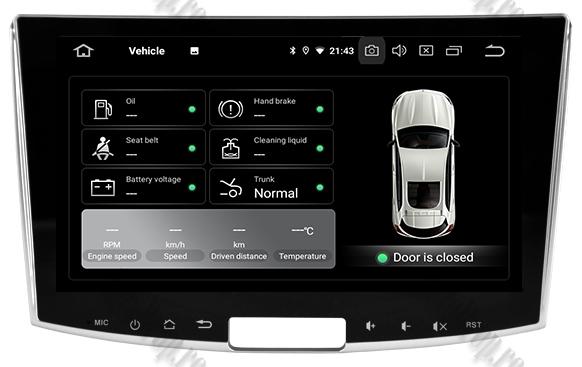 Navigatie Dedicata VW Passat B7, B6, CC | AutoDrop.ro 9