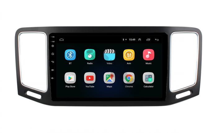 Navigatie Android VW Sharan 2012+ | AutoDrop.ro 2