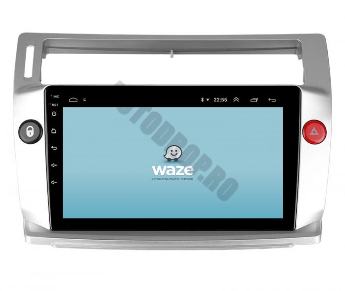 Navigatie Android Citroen C4 2+32GB | AutoDrop.ro 7