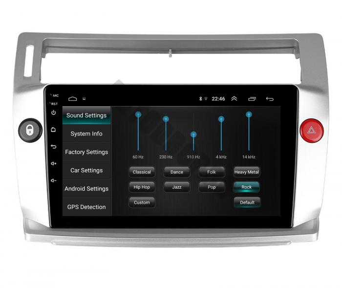 Navigatie Android Citroen C4 2+32GB | AutoDrop.ro 8