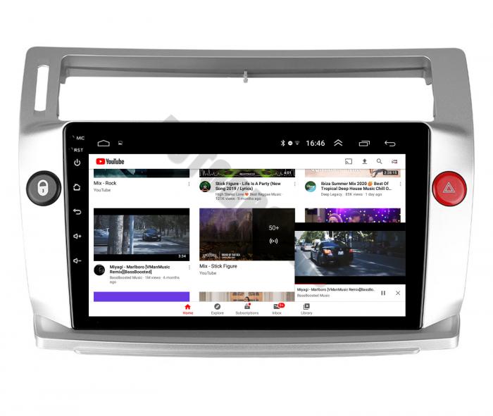 Navigatie Android Citroen C4 2+32GB | AutoDrop.ro 13