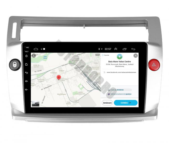 Navigatie Android Citroen C4 2+32GB | AutoDrop.ro 10