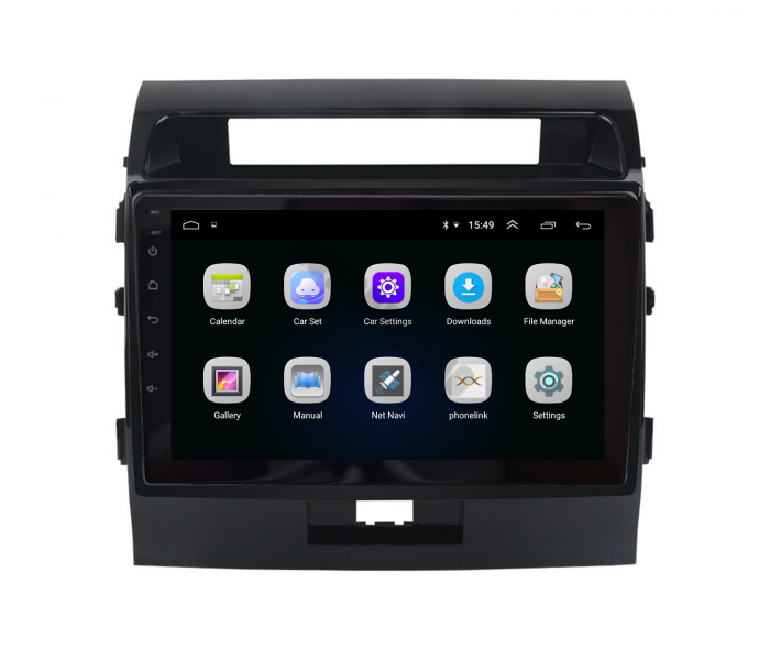 Navigatie Toyota Land Cruiser 200 2GB | AutoDrop.ro 3