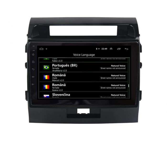 Navigatie Toyota Land Cruiser 200 2GB | AutoDrop.ro 14