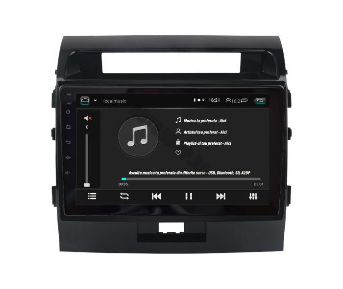 Navigatie Toyota Land Cruiser 200 2GB | AutoDrop.ro 5