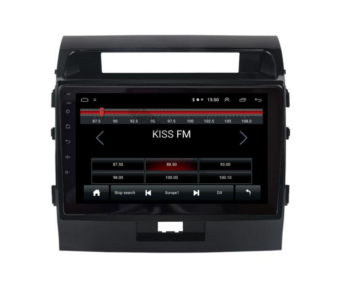 Navigatie Toyota Land Cruiser 200 2GB | AutoDrop.ro 1