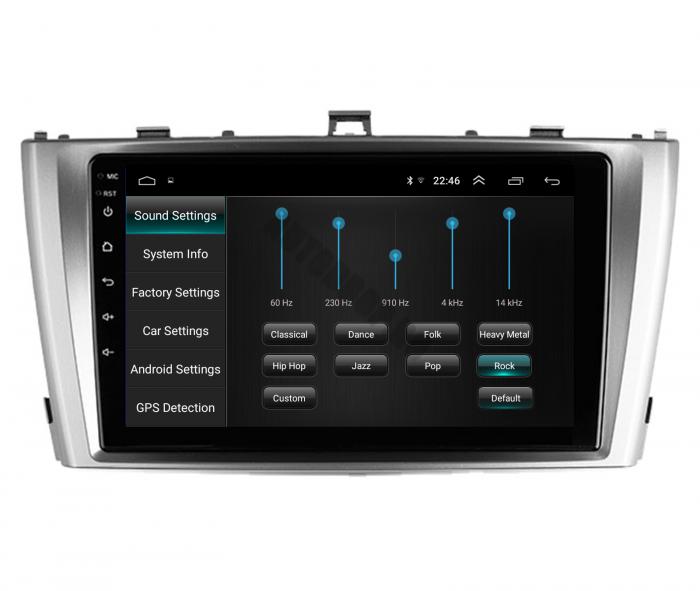 Navigatie Android Toyota Avensis 2008-2015   AutoDrop.ro [4]