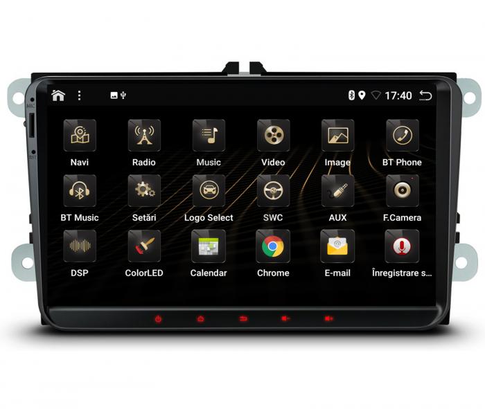 Navigatie Android Volkswagen/Skoda PX6 | AutoDrop.ro [5]