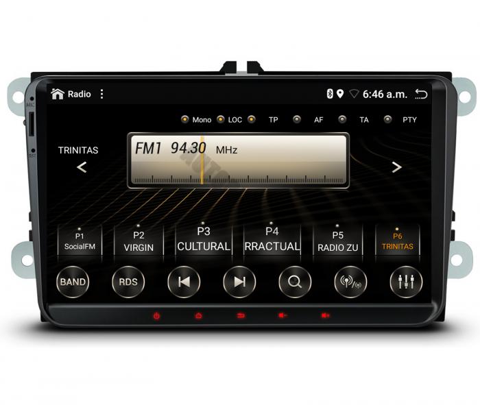 Navigatie Android Volkswagen/Skoda PX6 | AutoDrop.ro [2]