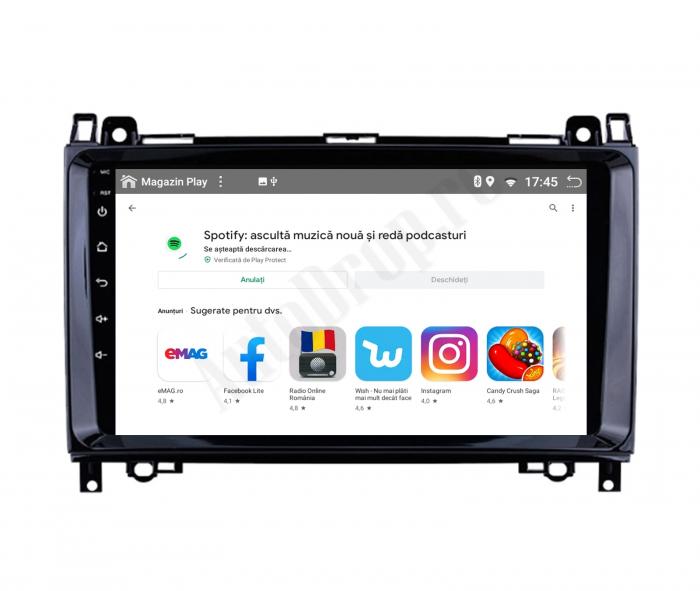 Navigatie Android Mercedes Benz PX6 | AutoDrop.ro [8]