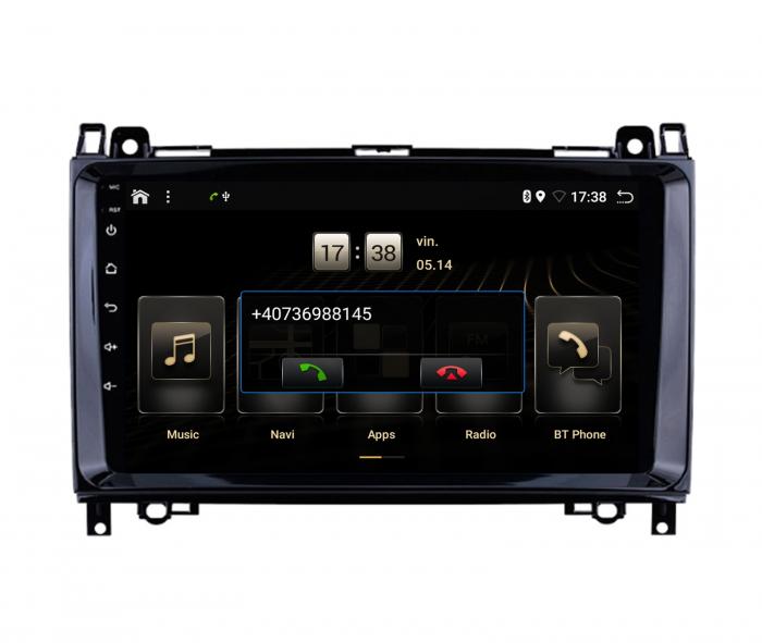 Navigatie Android Mercedes Benz PX6 | AutoDrop.ro [4]