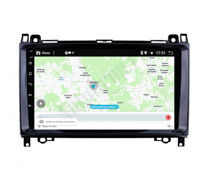 Navigatie Android Mercedes Benz PX6 | AutoDrop.ro [10]