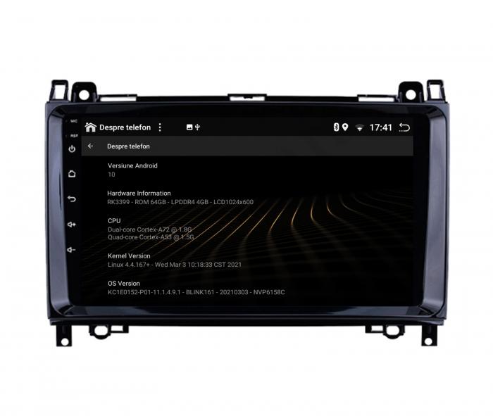 Navigatie Android Mercedes Benz PX6 | AutoDrop.ro [7]