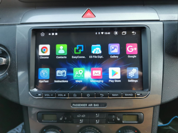 Navigatie Volkswagen cu Android 10 de 9 Inch - 4+128GB 12