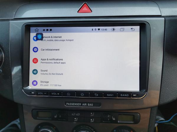 Navigatie Volkswagen cu Android 10 de 9 Inch - 4+128GB 11