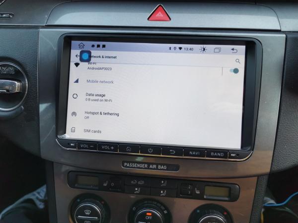 Navigatie Volkswagen cu Android 10 de 9 Inch - 4+128GB 9