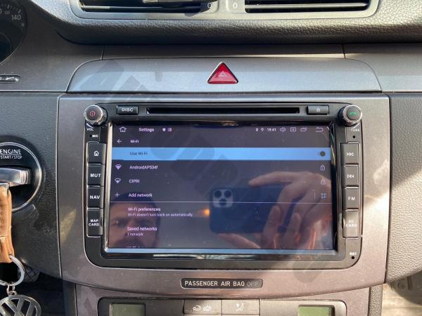 Navigatie Volkswagen cu Android 10 de 8 Inch - AD-BGWVW8P3 17