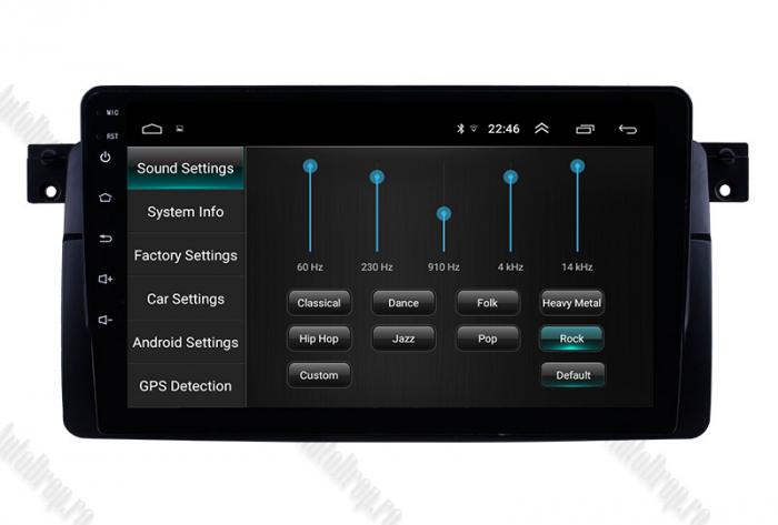Navigatie Dedicata BMW E46 Android 2+32GB | AutoDrop.ro 7