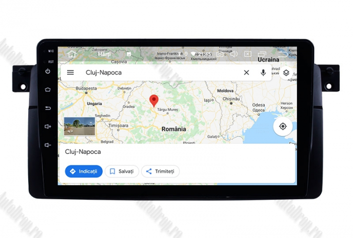 Navigatie Dedicata BMW E46 Android   AutoDrop.ro 12