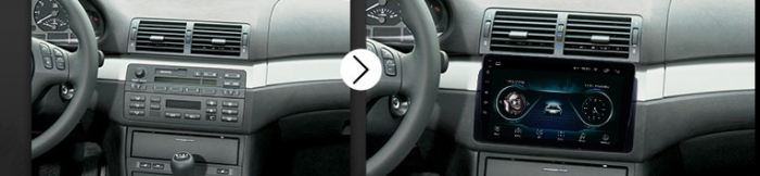 Navigatie Dedicata BMW E46 Android 2+32GB | AutoDrop.ro 15