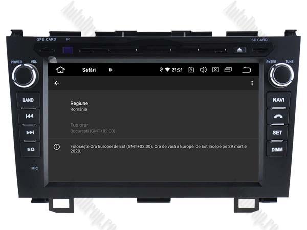 Navigatie Honda CRV 2006-2012 cu Android | AutoDrop.ro 7