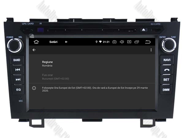 Navigatie Honda CRV 2006-2012 Android 4+64GB | AutoDrop.ro 7