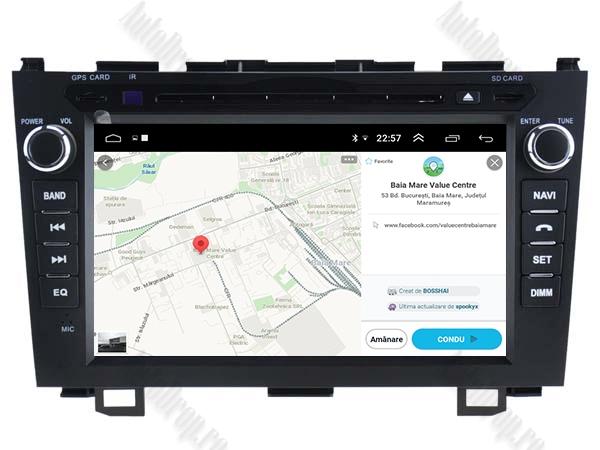 Navigatie Honda CRV 2006-2012 cu Android | AutoDrop.ro 13