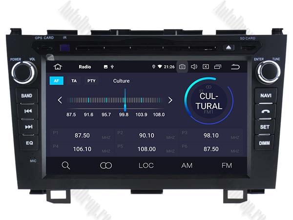 Navigatie Honda CRV 2006-2012 Android 4+64GB | AutoDrop.ro 3