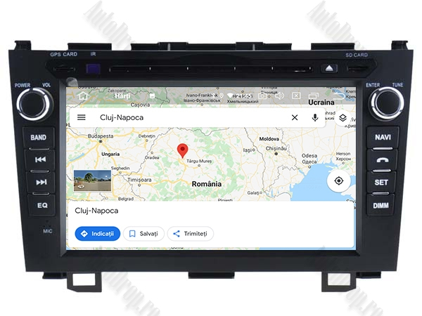 Navigatie Honda CRV 2006-2012 cu Android | AutoDrop.ro 14