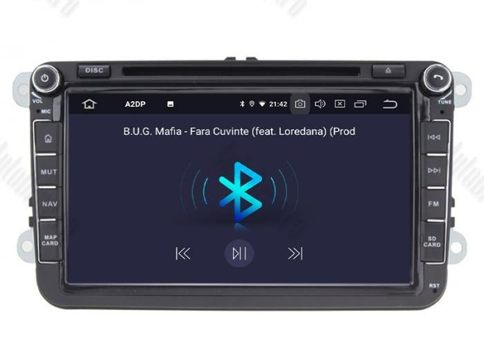 Navigatie Volkswagen cu Android 10 de 8 Inch - AD-BGWVW8P3 5