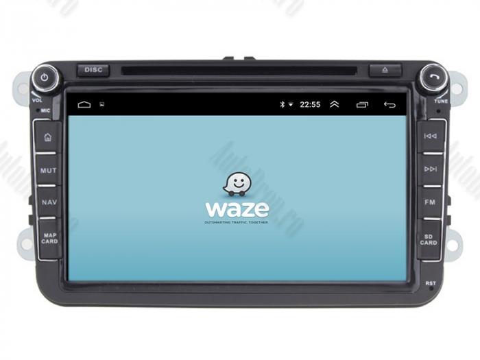 Navigatie Volkswagen cu Android 10 de 8 Inch - AD-BGWVW8P3 13