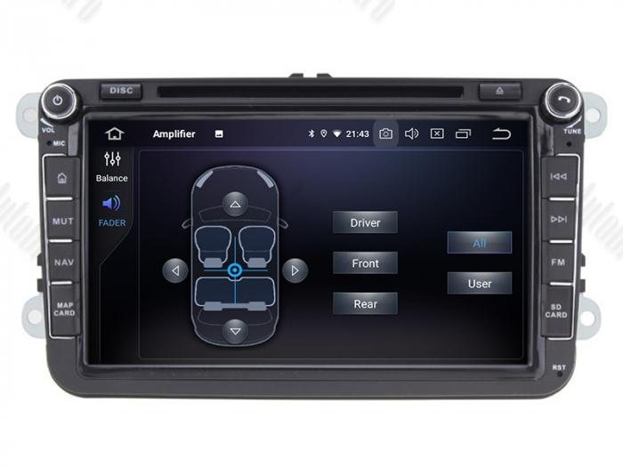 Navigatie Volkswagen cu Android 10 de 8 Inch - AD-BGWVW8P3 [7]
