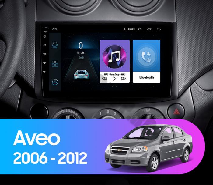 Navigatie Dedicata Chevrolet Aveo Android | AutoDrop.ro 17