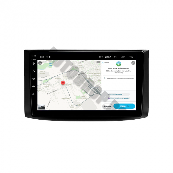 Navigatie Dedicata Chevrolet Aveo Android | AutoDrop.ro 12