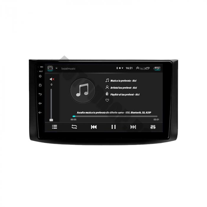Navigatie Dedicata Chevrolet Aveo Android | AutoDrop.ro 6