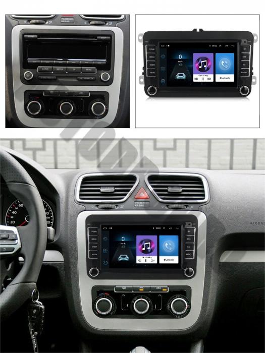 Navigatie Dedicata Volkswagen 7 Inch | AutoDrop.ro 16