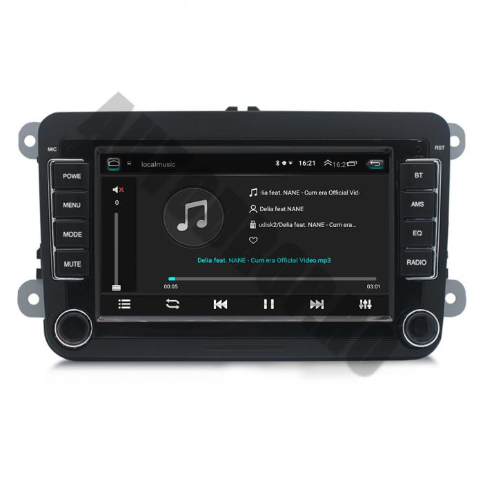 Navigatie Dedicata Volkswagen 7 Inch | AutoDrop.ro 6