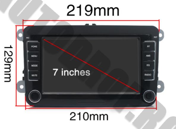Navigatie Dedicata Volkswagen 2+32GB | AutoDrop.ro 17