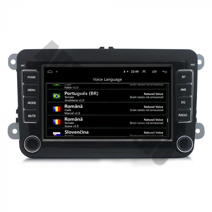 Navigatie Dedicata Volkswagen 7 Inch | AutoDrop.ro 8