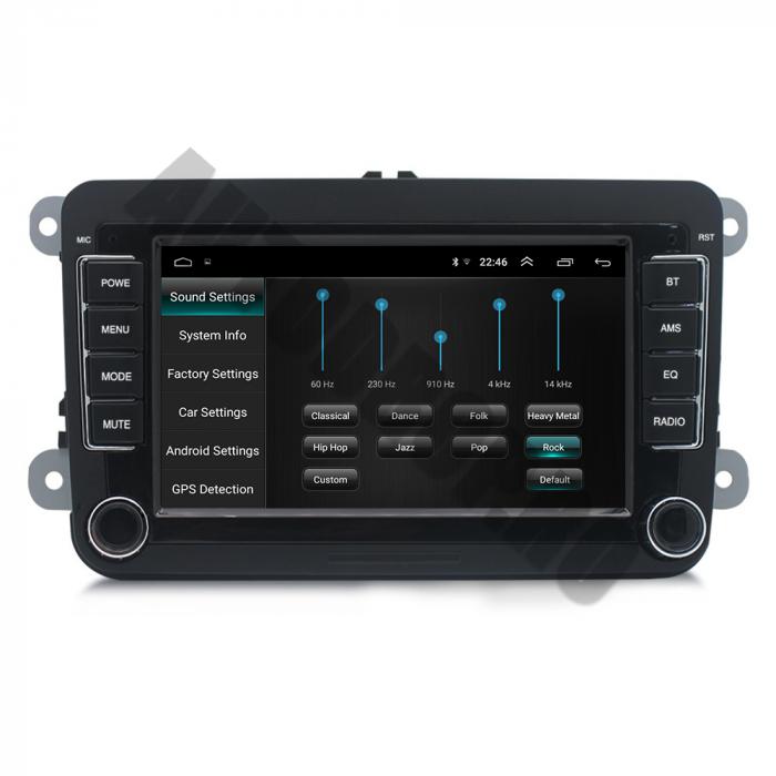 Navigatie Dedicata Volkswagen 7 Inch | AutoDrop.ro 5