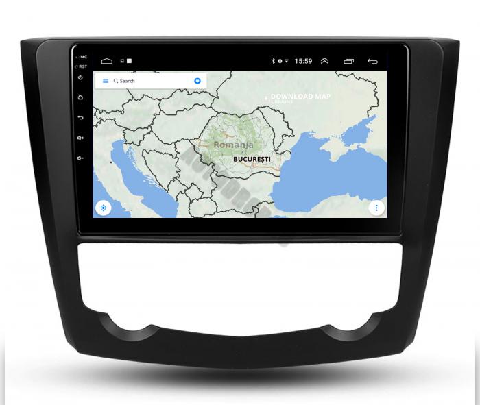 Navigatie Android Renault Kadjar 2GB | AutoDrop.ro [11]